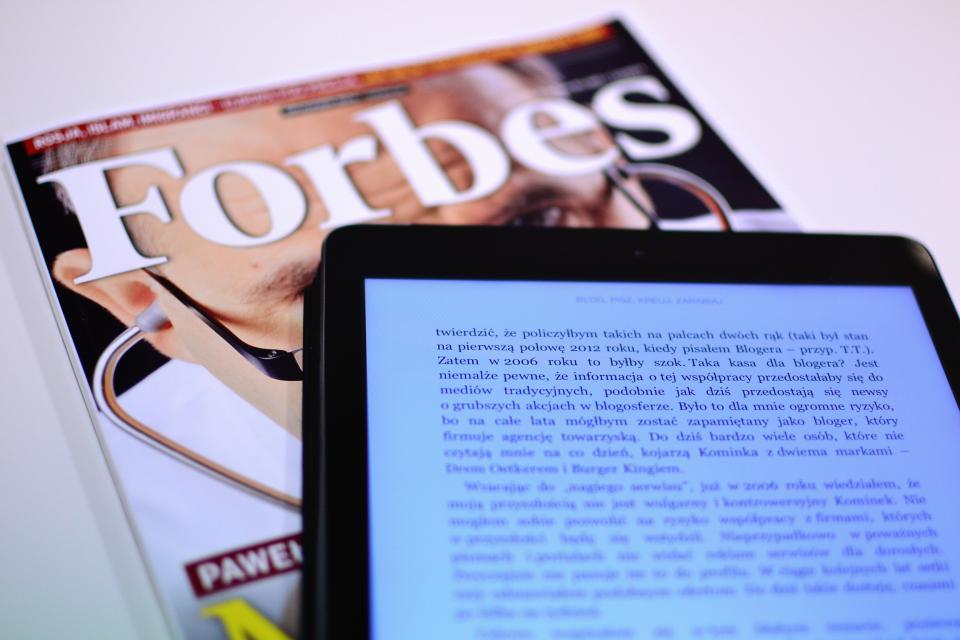 EREeader Forbes