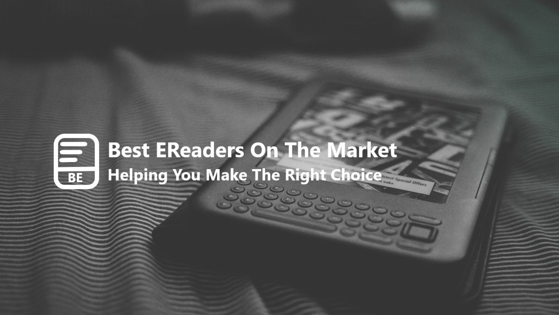 Best Ereaders On The Market